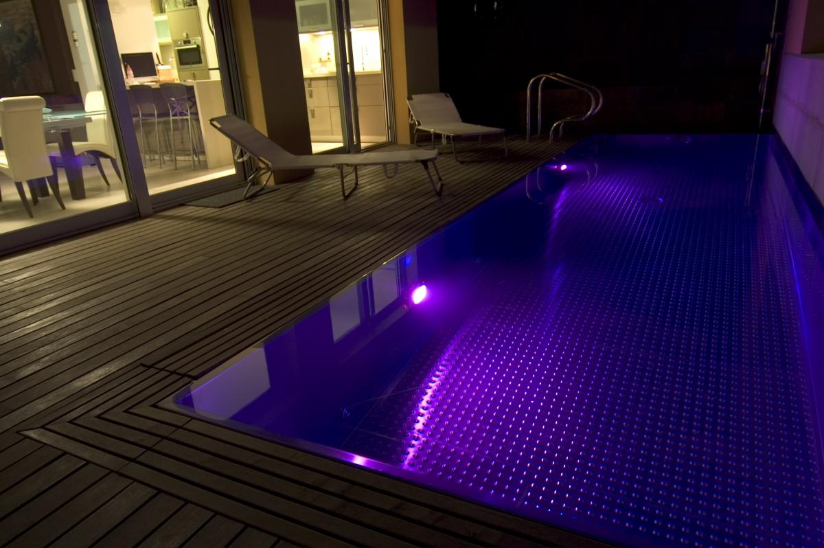 Stainless Steel Swimming Pool